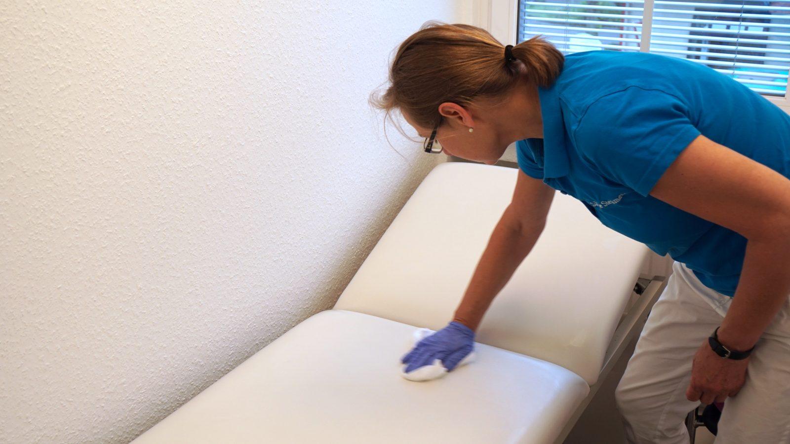 Hausarztpraxis im Königreich - Über die Praxis
