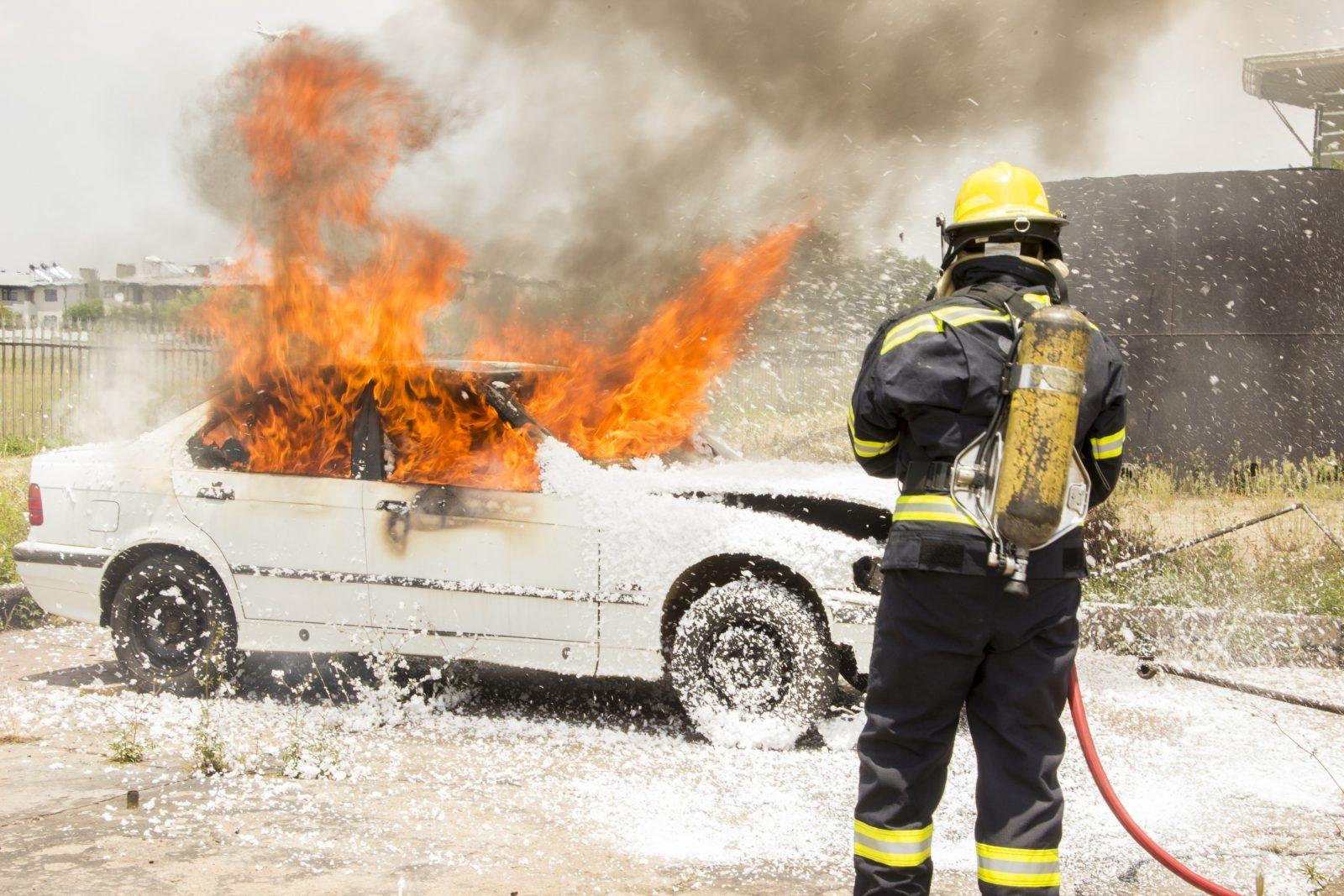 Feuerwehruntersuchung